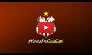 Embedded thumbnail for Vamos prestigiar o melhor time do campeonato no próximo domingo 23.04 as 15hs no estádio Morenão